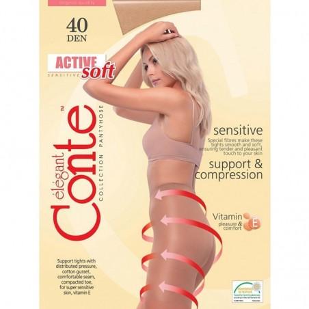 40 DEN Active Soft Sensitive